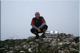 Valdelamediana mendiaren gailurra 1.246 m.