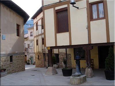 Bonitas casas de Buradon