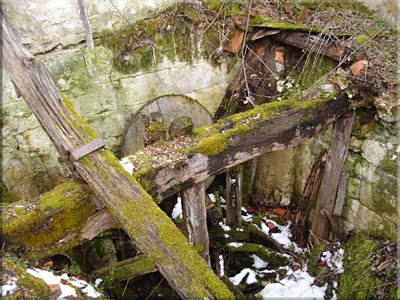 Ruinas del viejo molino