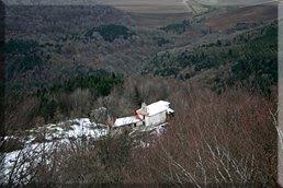 San Vítor vista desde Itxogana