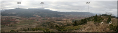 Panorámica desde Cerro