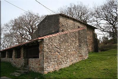 Ermita de San Miguel de Zumetxaga