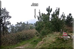 Cima de Jata Txiki