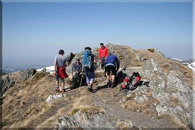 Cima de Trevinca, 2.127 m.