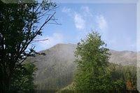 La niebla hace acto de presencia