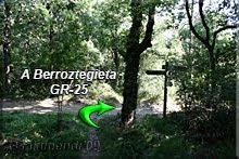 Giro a la derecha - GR-25