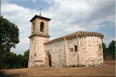 Iglesia de San Cornelio en Bellojín