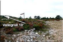 Parte superior de Vallegrull