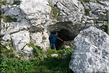 Pequeña cueva