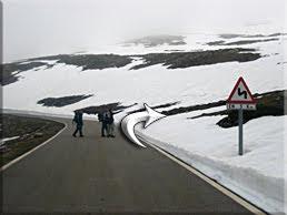 Dejamos la carretera
