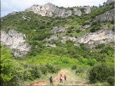 Descenso al Valle