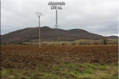 Almurrain visto desde Hijona