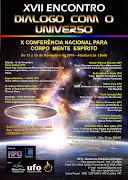 XVII ENCONTRO DIÁLOGO COM O UNIVERSO