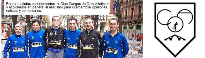 Club Cangas de Onís Atletismo