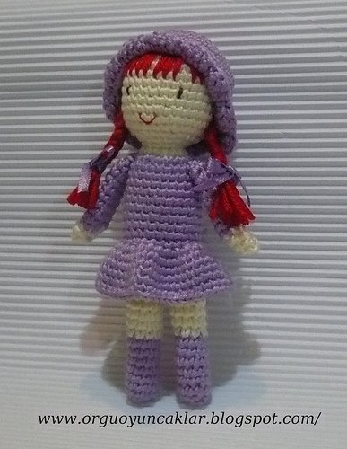 [örgü+oyuncak+bebek,+amigurumi+doll]