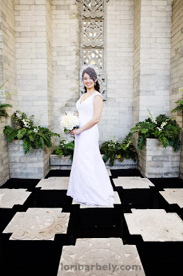 Real Wedding: Chic Is In The Details via TheELD.com