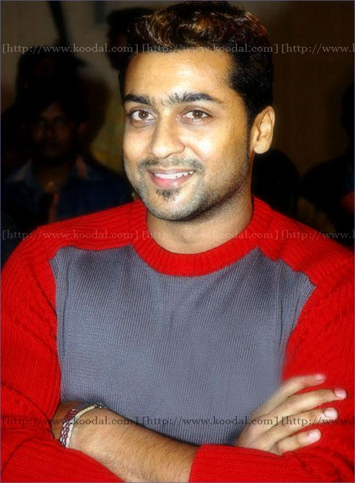 Surya in Aadhavan Gallery