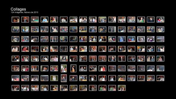 124 FOTOS EN UN POPURRÍ DE CINCO AÑOS