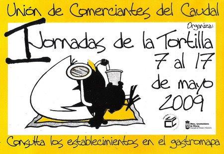 1 JORNADAS DE LA TORTILLA