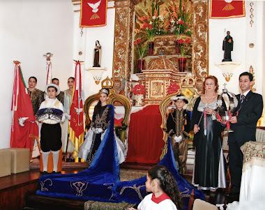 Festa do Divino Lagoa da Conceição 2008