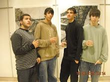 Norberto D, Dante M, Federico M,, Facundo  P.