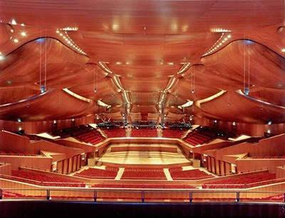 Finalmente domenica santa cecilia sinfonica segnalazioni for Auditorium parco della musica sala santa cecilia posti migliori