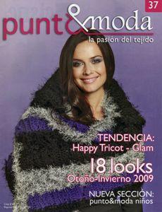 Revista Punto & Moda 37