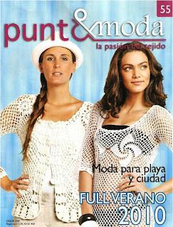Revista Punto & Moda 55 Fullverano 2010