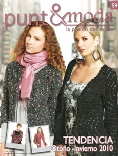 Revista Punto & Moda 59
