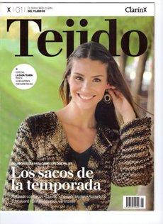 Revista ClarinX Tejido №01 2009
