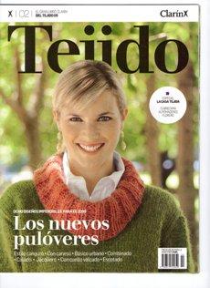 Revista ClarinX Tejido 02 2009