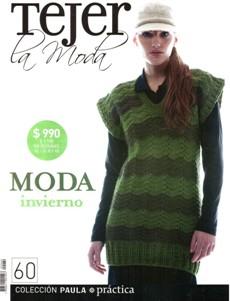 Revista Tejer la Moda №60