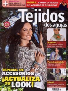 Revista Tejidos dos agujas 24