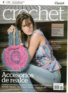 Revista ClarinX Crochet №9 2010