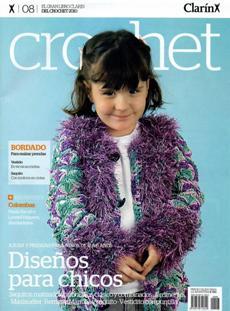 Revista ClarinX Crochet №8 2010