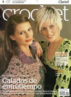Revista ClarinX Crochet №7 2010