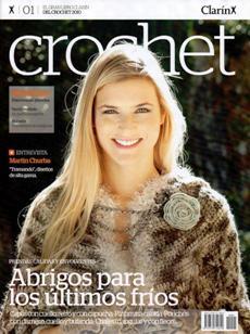 Revista ClarinX Crochet №1 2010