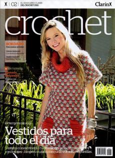 Revista ClarinX Crochet №2 2010