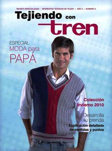 Revista Tejiendo con Tren №2 2010 Papa