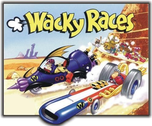 wacky races titulo original en ingles