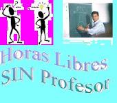 HORAS sin profesor