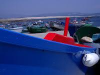 barcas Corrubedo