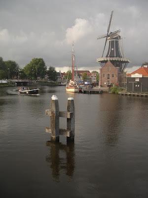 Muínho, Haarlem