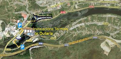 Localización Outariz