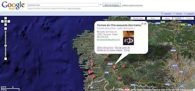 Chavasqueira Google Maps