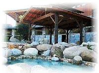 Instalaciones termales de Outariz (Ourense)