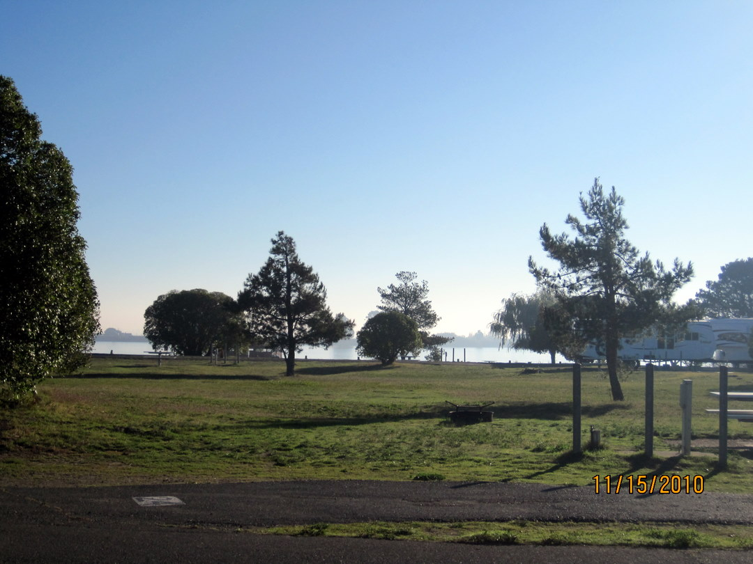 Sandy Beach County Rv Park Rio Vista Ca