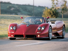 Pagani zonda C12S 7.3 roadster