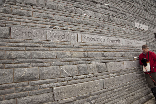Travel, attractions, united kingdom, Snowdon, summit cafe
