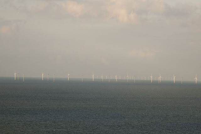 Travel, attractions, united kingdom, llandudno, Great Orme Marine Drive, wind farm
